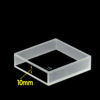 OP20, Macro Clear Wall Cuvette, Optical Glass Material, 2 Clear Windows