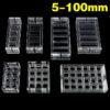 QA26, 5/ 10/ 20/ 30/ 40/ 50/ 100 mm Cuvette Racks