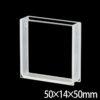 QF29, Macro Windows Polished Colorimeter Cuvette,  10mm Lightpath, Quartz 14.5mL