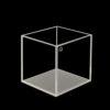 QF63, Macro Quartz Chamber, 4 Clear Walls, 50mm Lightpath