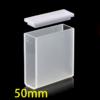 QS33, 50mm 17.5mL Long Path Length Quartz UV-vis Cuvettes